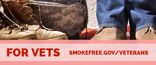 smokefree.gov veterans