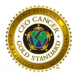 Global Cancer Gold Standard logo