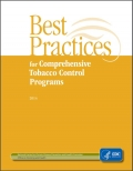 Best Practices for Comprehensive Tobacco Control Programs